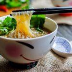 Лапша с овощами в азиатском стиле