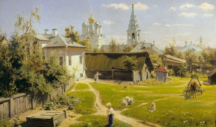 еда в русской литературе