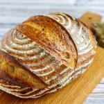 Хлеб на закваске по рецепту пекарни Tartine