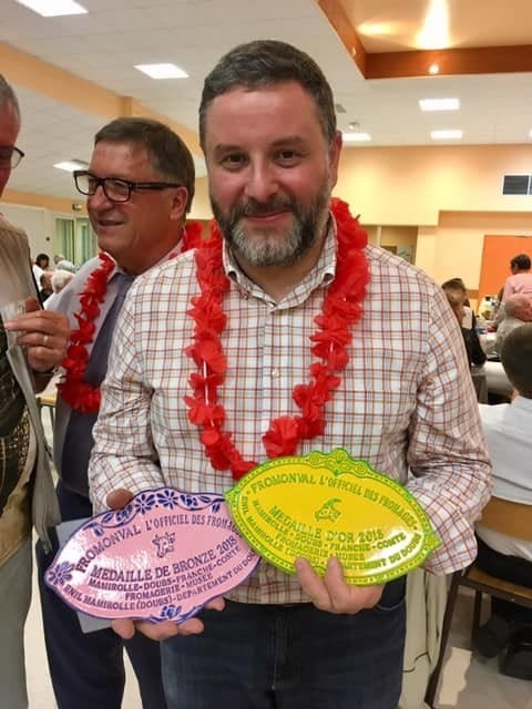 Российский сыр занял первое место во Франции
