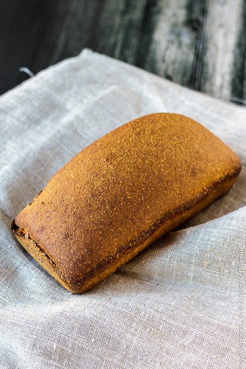 Датский хлеб с цельнозерновой мукой рецепт с фото
