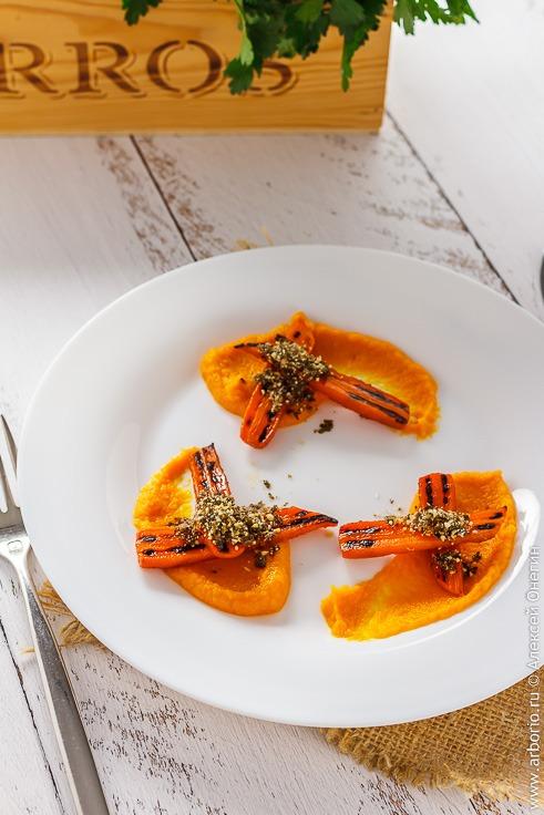 Карамелизованная морковь су-вид рецепт с фото