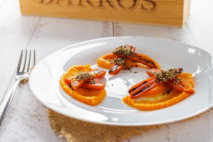 Рецепт морковки в сувиде