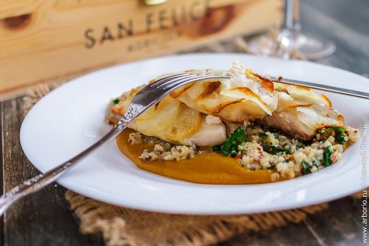 Рецепт классического рыбного салата