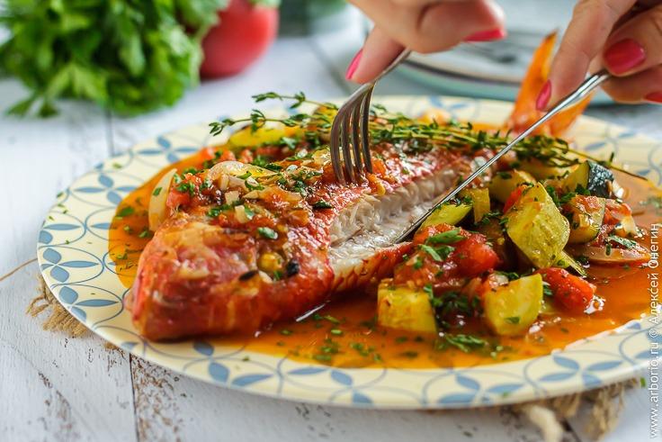 из-за фото рыба с овощами вегетарианства остальной