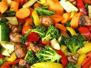 baked veg 10 способов приготовить овощи.