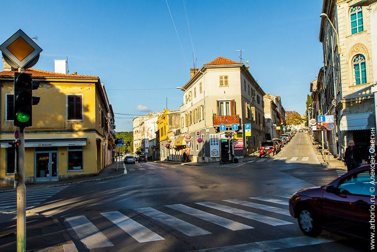 Самый итальянский город Истрии