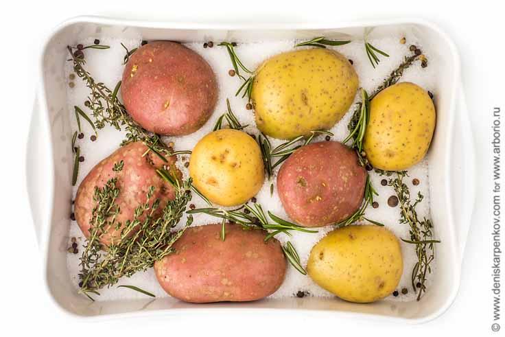 Как готовить картошку разных сортов?