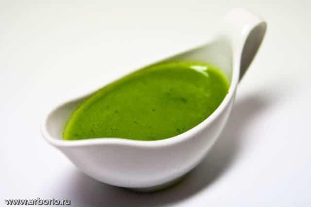 Как сделать соус мохо