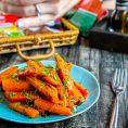 Пряная морковь по-мароккански